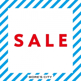 MORE`S CITY SALE 2018 !!